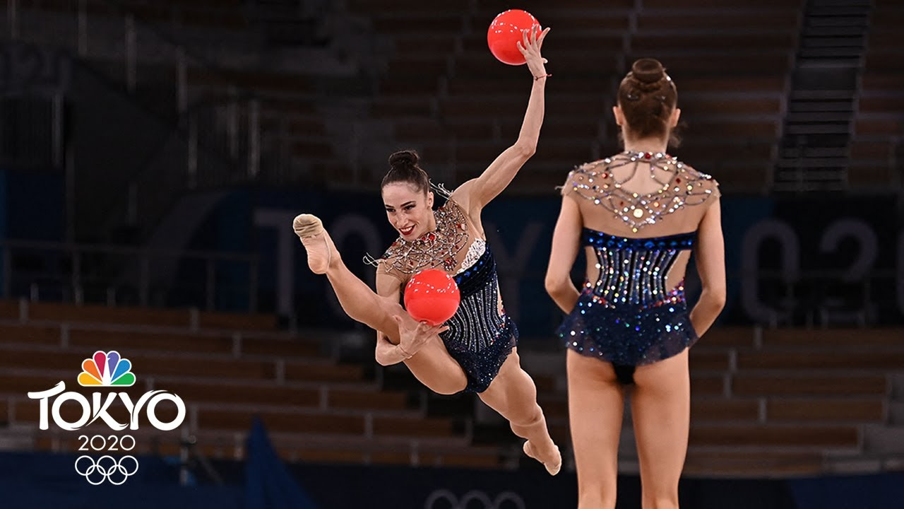 Bulgaria upsets ROC in group rhythmic gymnastics final