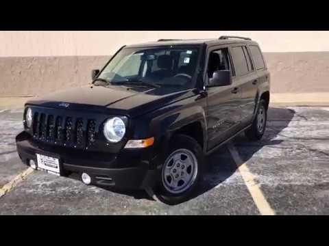 2016 Jeep Patriot Niles, Skokie, Chicago, Evanston, Park Ridge, IL 25083A