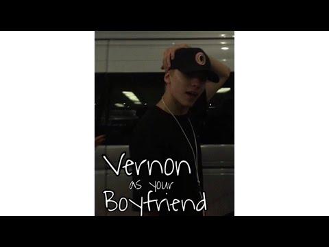 Seventeen Imagine: Vernon as your Boyfriend