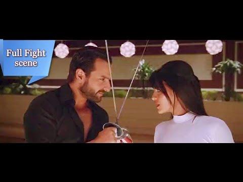 Race 2 fencing scene [ Saif Ali Khan and Jacqueline Fernandez full HD ] Race 2 movie