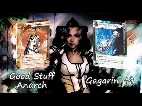 Android Netrunner: HOW TO ANARCH