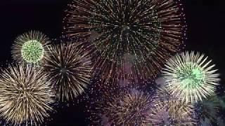 """Закрытие фестиваля """"Круг Света 2017"""" в Строгино. Салют, фейерверк, пиротехническое шоу"""