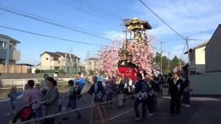 津島市神守祭2015 03109 上町