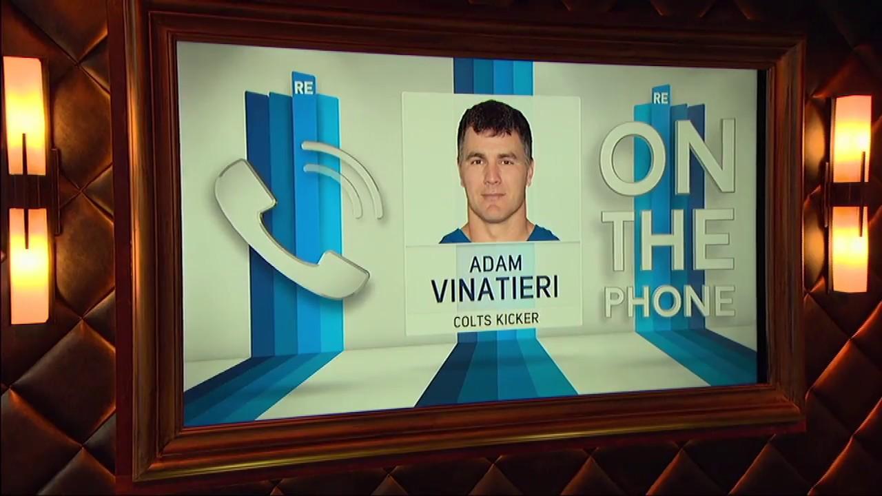 Will Adam Vinatieri announce his retirement Monday?