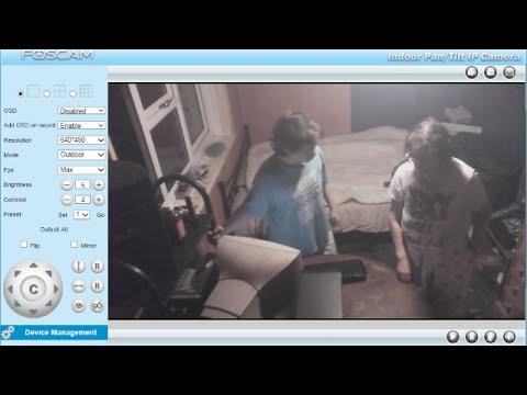 Demonic IP Camera Trolling #MMM16