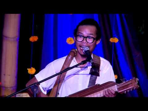 Performance -- a never before seen instrument | Rizal Abdulhadi | TEDxUbud