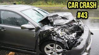 ► Winter Car Crash Compilation #43 - Terrible Car Accidents ◄