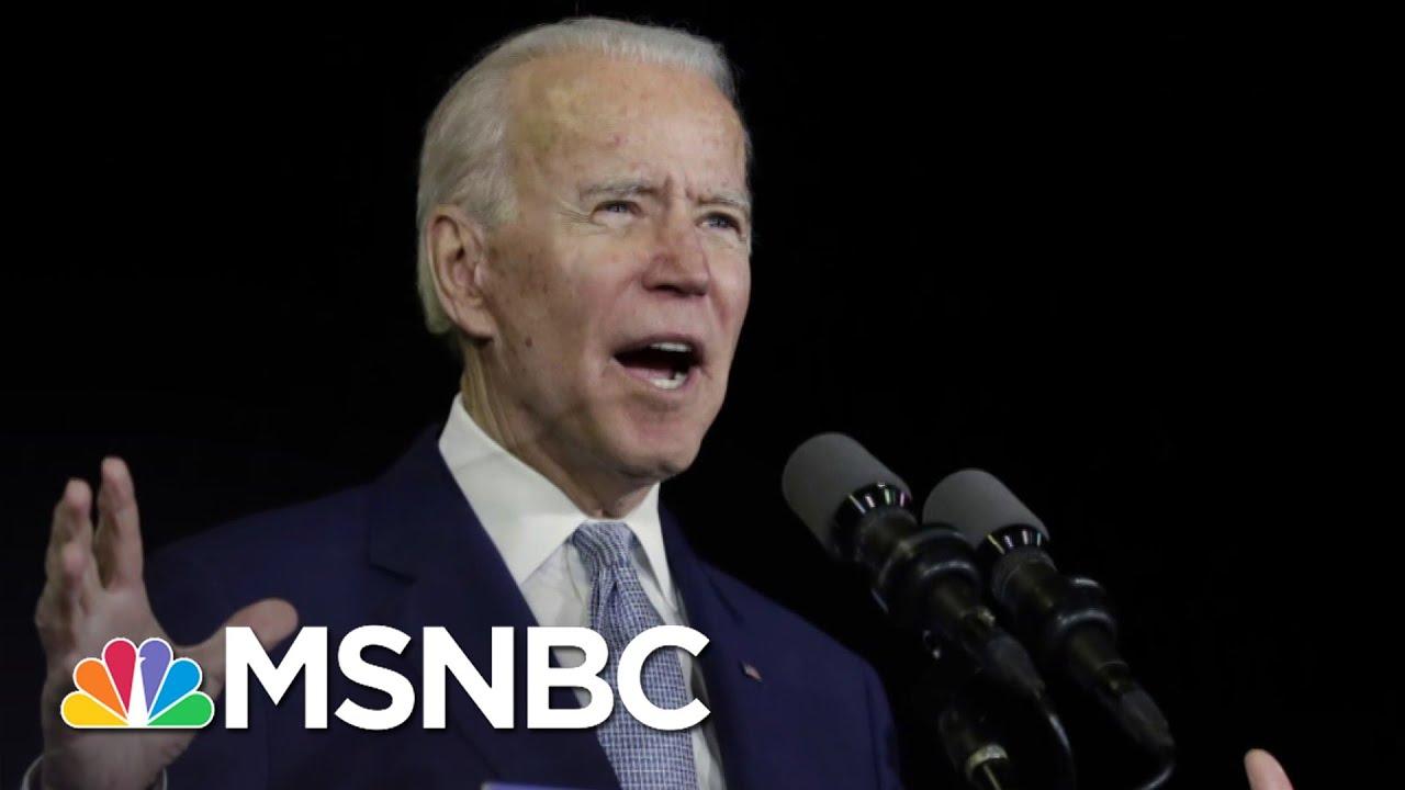 Biden Reshapes Dem Race With Super Tuesday Wins   Velshi & Ruhle   MSNBC