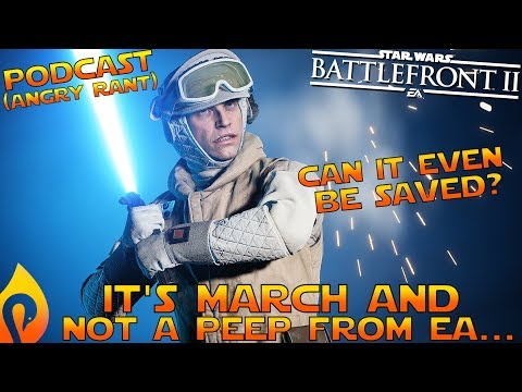 Angry Rant About The Dim Future of Star Wars Battlefront 2