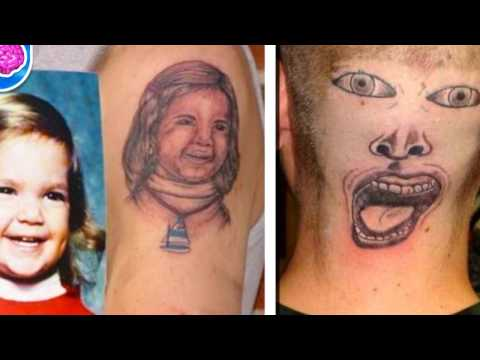 THE WORST TATTOOS EVER [PART 2]