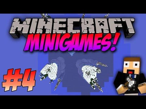 Minecraft  (Mineplex) - MiniGames - Episode 4 - Bridges - Iceland's - Victory!