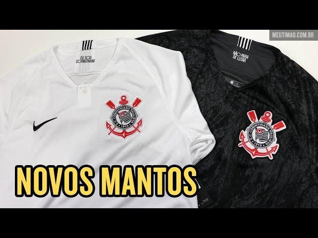 VÍDEO  Unboxing das novas camisas do Corinthians 2018 19 552dc6cf189db