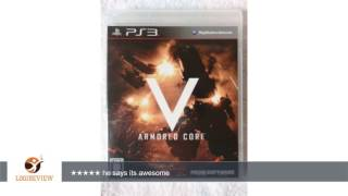 Armored Core V [Japan Import] | Review/Test