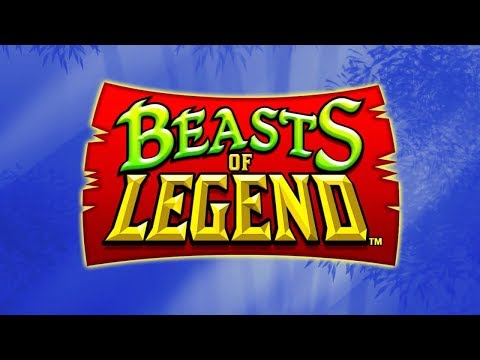 Beasts of Legend Slot - NICE SESSION, ALL FEATURES! - 동영상