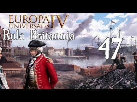 Integremos Portugal para hacer la bandera española en Iberia [44] Rule Britannia DLC en Español EU4