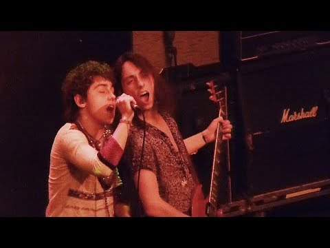 GRETA VAN FLEET  - Safari Song With Drum Solo -   Berlin  25.03.2018