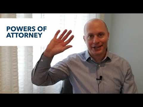 Understanding Power of Attorney With Andrew Cobin | Brady Cobin Law Group, PLLC