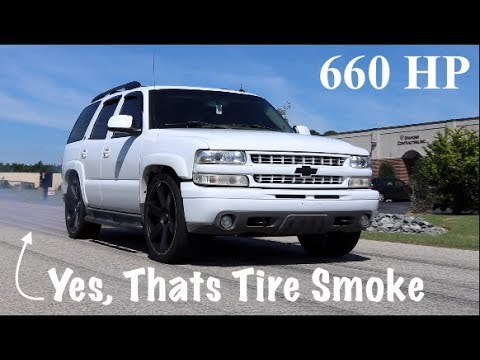 Can you Daily a 660HP Supercharged Tahoe?