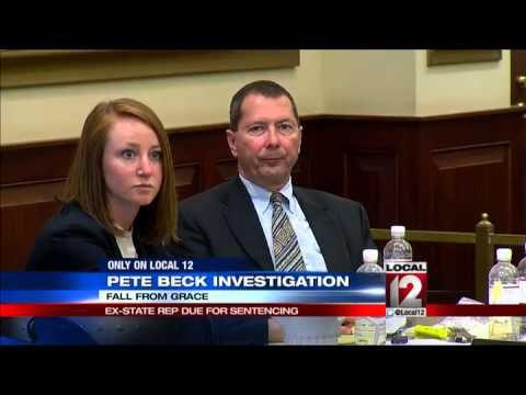 Ex-state rep due for sentencing