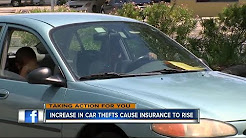 Auto insurance rates spiking across Tampa Bay