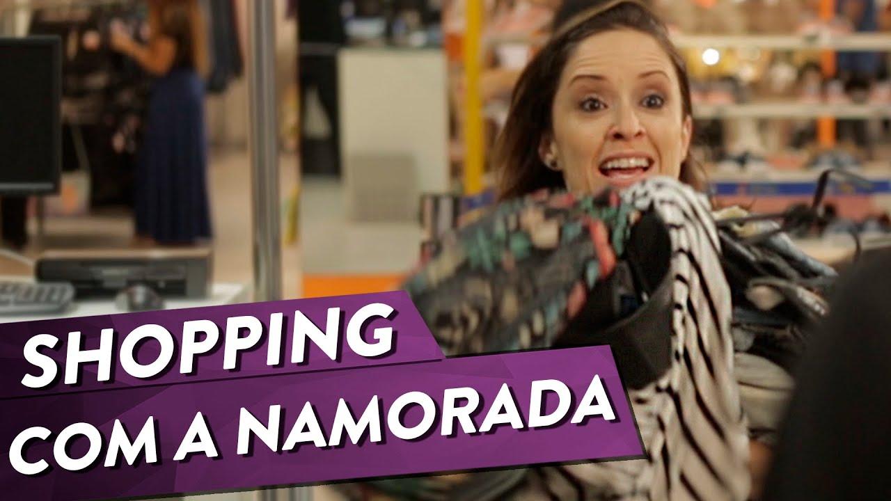 Parafernalha - Shopping com a namorada