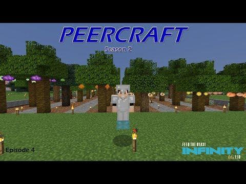 [Peercraft] S2E4: Pam's Harvestcraft Trees