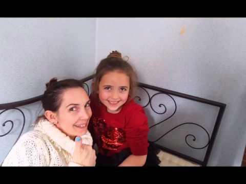 La vie en rose (Cover Edith Piaf) Alexandra et Eloise 7 ans de Let