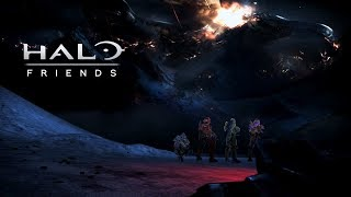 Halo: Reach Friends (All Downhill from Here Edition) (Reach Campaign + Halo 5 Customs)