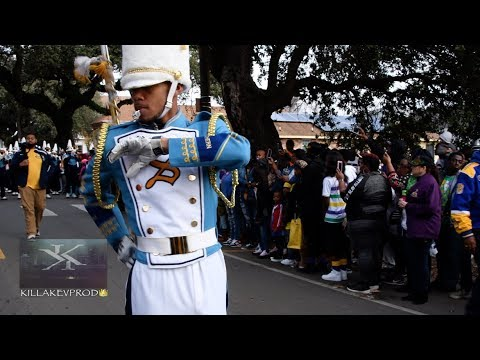 Southern University Marching Band @ Zulu 2018