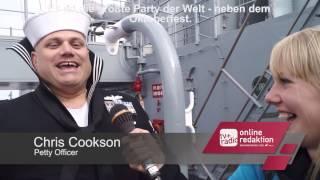 Kieler Woche 2014 - Zu Besuch auf der Mount Whitney