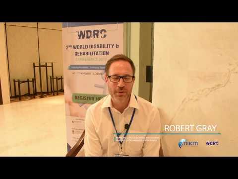 Mr. Robert Gray @WDRC 2017