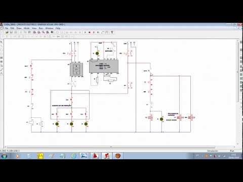Energia solar off-grid comutação de redes transferência automática