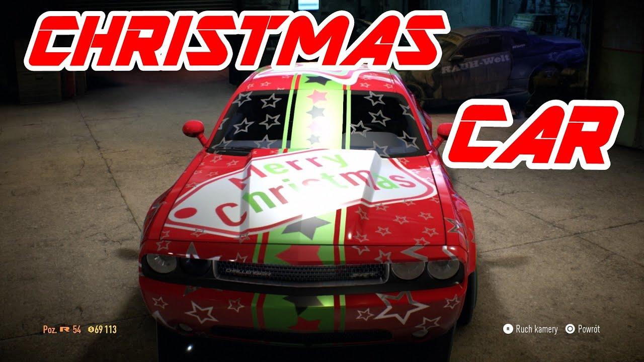 Xmas Car - Merry Christmas - Need for Speed 2015 - YouTube