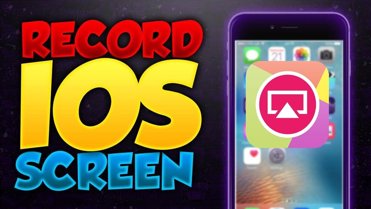 record my screen iphone get airshou screen recorder on iphone ipod touch 15938