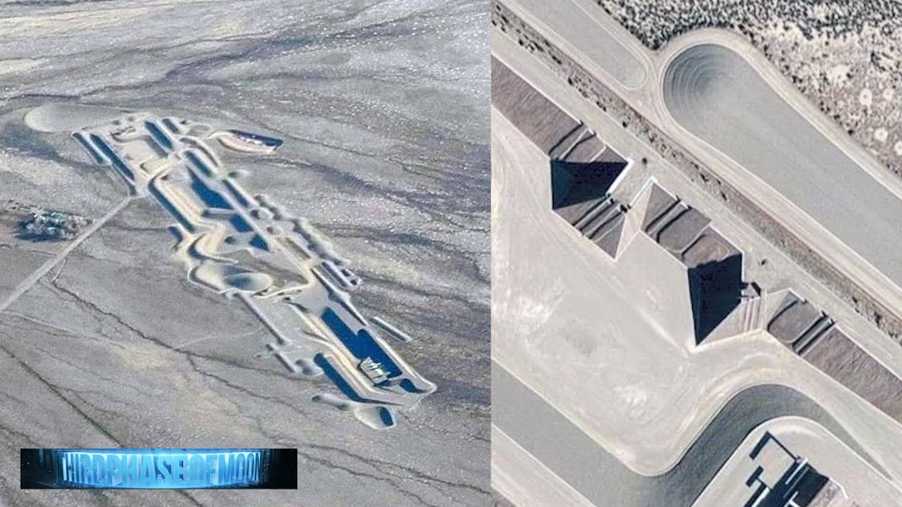 BIGTIME!! NEW AREA 51 DISCOVERED!? President ORDERS ...