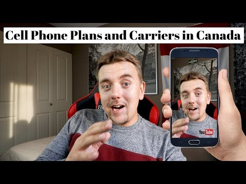 Must Know About Cell Phone Plans And Carriers In Canada