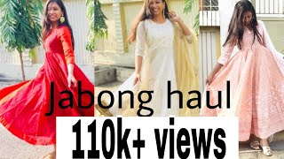 jabong haul | wedding collection special