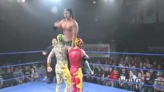 The Colony vs. The Young Bucks from CHIKARA