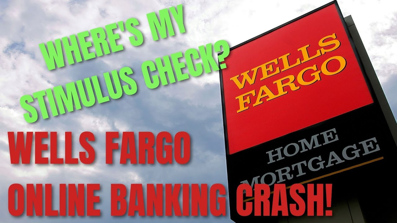 Wells Fargo Site Crashes As Customers Try To See If They've ...