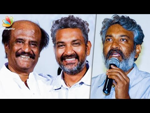 S.S. Rajamouli's Next Film With Rajinikanth ?