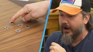 Nickel Poker   Control Any Coin Spin! (w/ Diamond Jim)