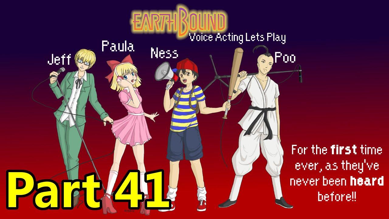 Dev Hd Wallpaper Va Voice Act Let S Play Earthbound Part 41 Ev Training