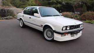 1986 BMW Alpina C2 2.7 Walk Around