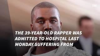 Kanye West Goes Home!
