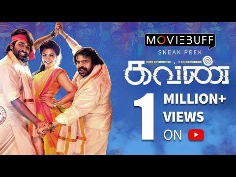 Kavan - Moviebuff Sneak Peek   Vijay Sethupathi, T Rajender, Vikranth, Madonna Sebastian