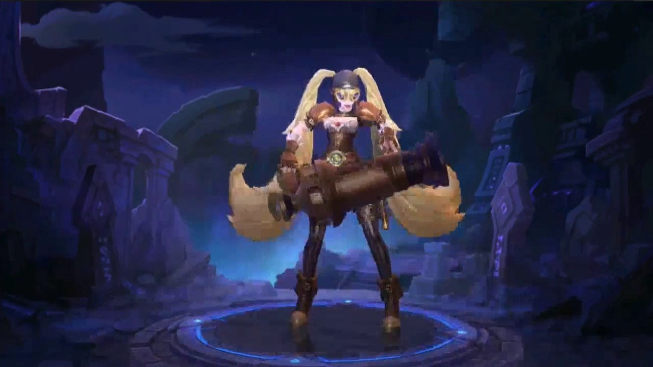 Layla Reworked Skin First Look Mobile Legends