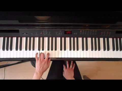 ABRSM grade 1 piano exam scales Piano tutorial  slow demo