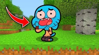 Minecraft : GUMBALL Needs Our HELP! (Ps3/Xbox360/PS4/XboxOne/WiiU)