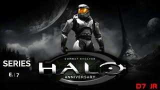 Halo Combat Evolved Anniversary Campaña Misión 7
