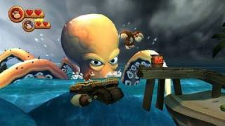 Review Donkey Kong Country Returns ( Wii )